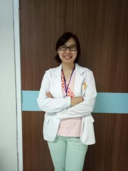 Dr. Lidya Heryanto, Sp.KJ